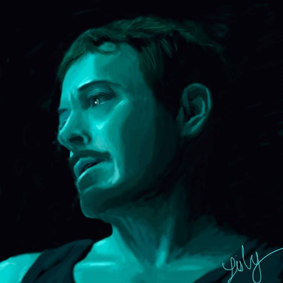 Tony in the Benatar fanart