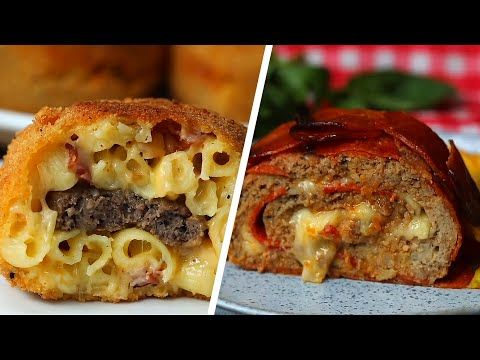 7 Tasty Ground Beef Recipes Youtube Ground Beef Recipes Tasty Ingredients Tasty Videos