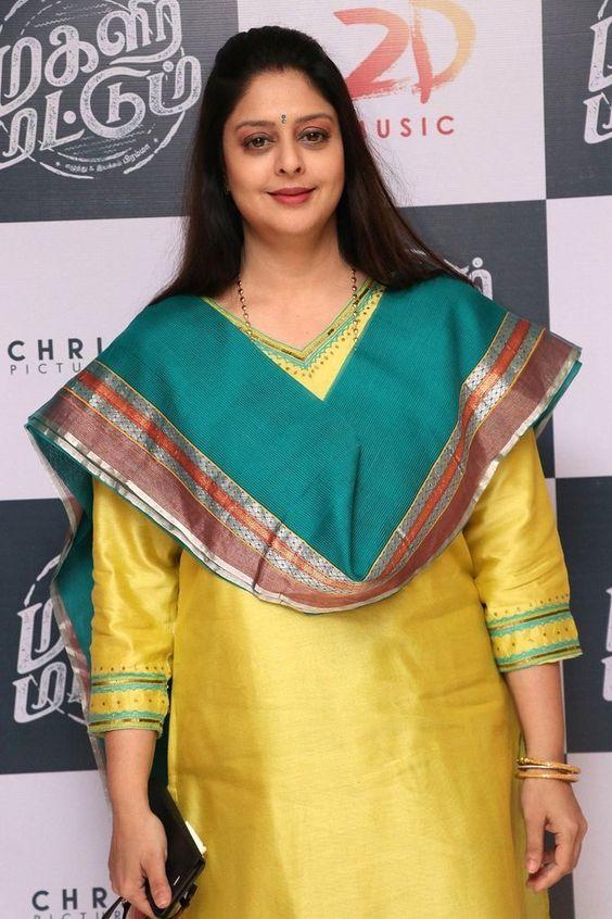 Hindi Actress Nagma Latest Photos In Yellow Saree - Tollywood Stars