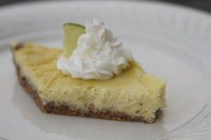 Key Lime Bars: Sugar free, gluten free, low carb ( 5 net carbs per serving).