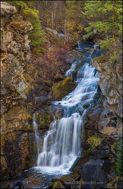 Pinterest the world s catalog of ideas for Crystal falls