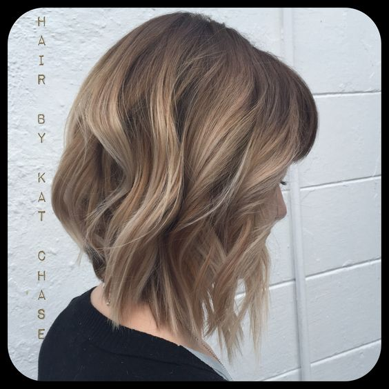 Ash Blonde Ombre On Short Hair  Haircolor And Haircut Creations  Pinterest