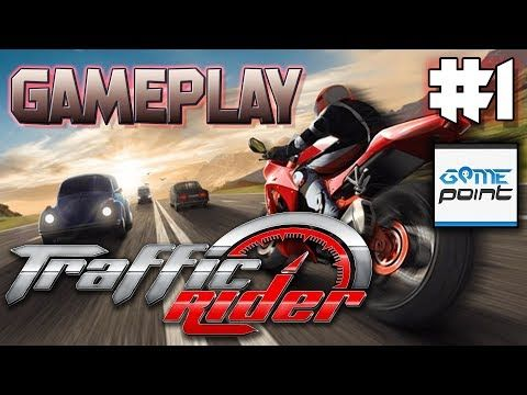 1 Traffic Rider Bike Racing Game Career Mode Best Android