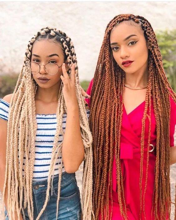 Tranças Afros