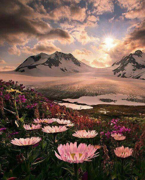 Lindo!!! Alasca.