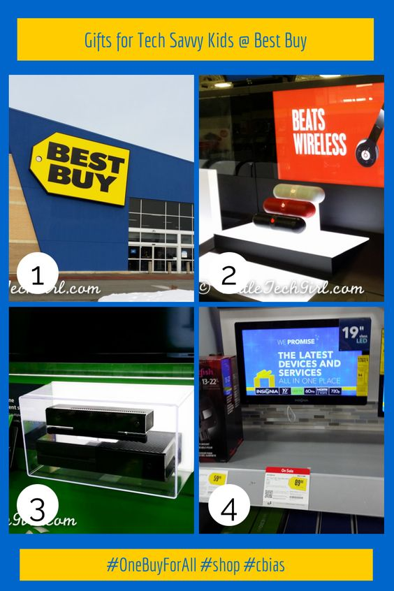 5 Last Minute Gift Ideas for Tech Savvy Kids at Best Buy #OneBuyForAll #cbias #shop
