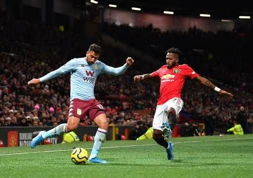 Manchester United Vs Aston Villa Live Highlights And Reaction As Victor Lindelof And Tyrone Mings Score Get The Late Live Highlights Tyrone Manchester United
