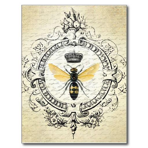 Queen Bee Basket