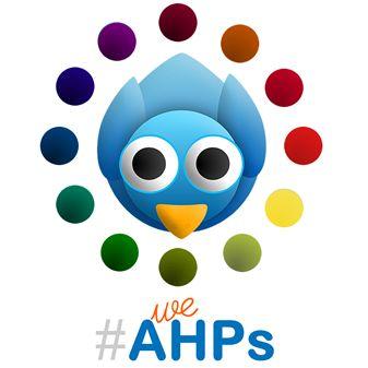 We Communities: more opportunities for ahps to tweet-up