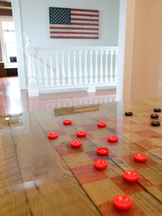 Game Rooms Flooring And Game On Pinterest