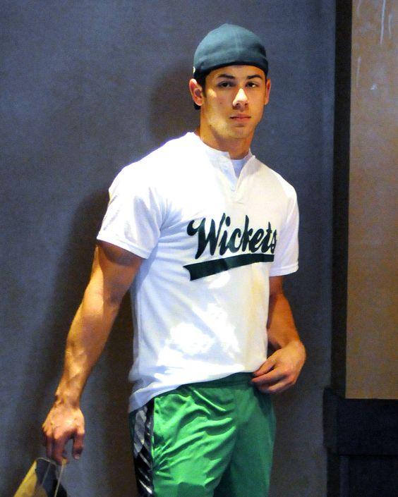 I  you Nick Jonas!