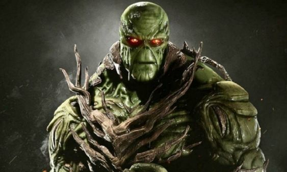 Swamp Thing to air soon DC Universe