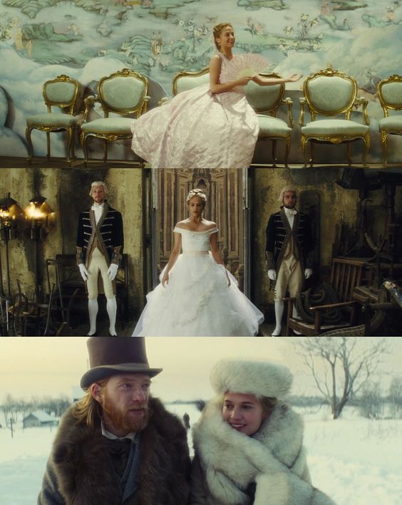 Anna Karenina Filmes Figurino Romance Historico