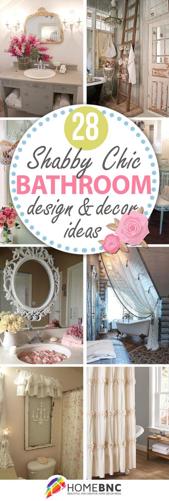 Beautiful Shabby Chic Interior Room