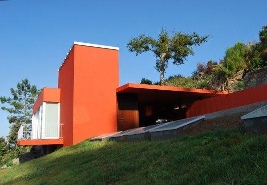 Casa Cabeço, Santana, Madeira - Portugal, by © MSB arquitectos