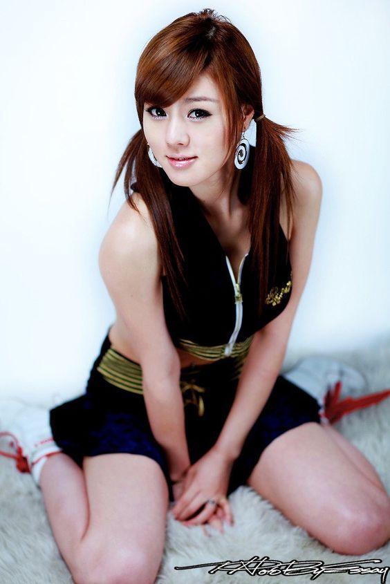 mi primer post con...Hwang Mi Hee.. se llevaran mas de una