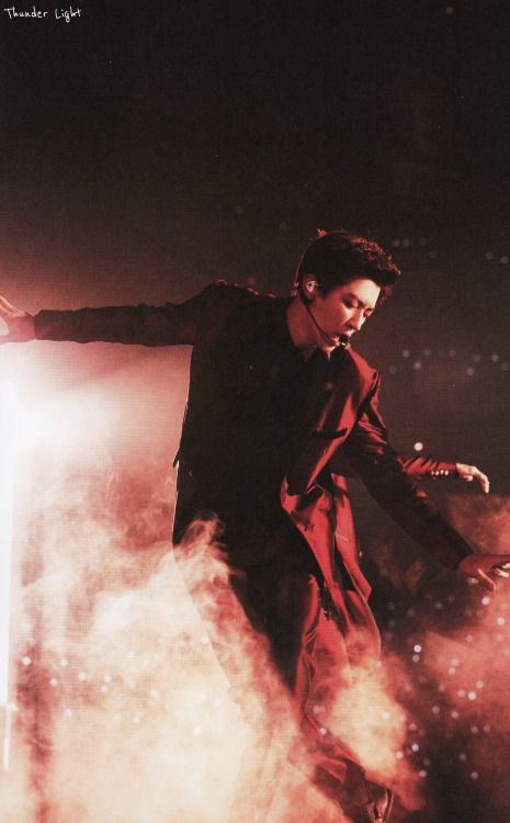 Chanyeol This is how my husnand will appear,NOT on a white horse lol