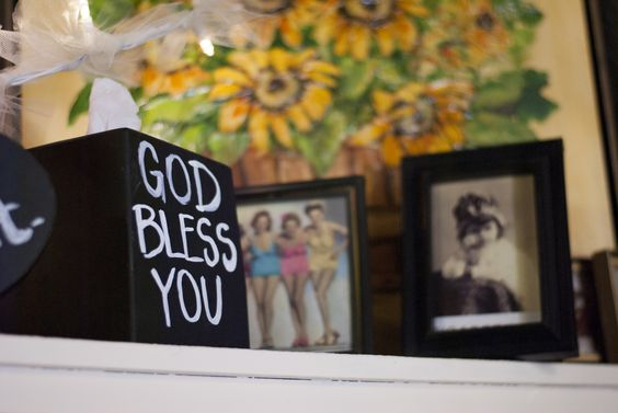 Image result for tissue box as chalkboard