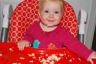 Cauliflower cheese is a great a baby led weaning meal idea.