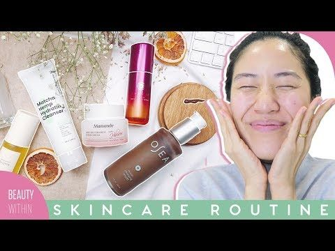 Current Skincare Routine For Oily Acne Prone Skin Dry Dehydrated Skin Youtube Skin Care Routine Skin Care Acne Prone