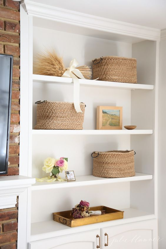 Beautiful Bookshelves And Built In Bookcase On Pinterest