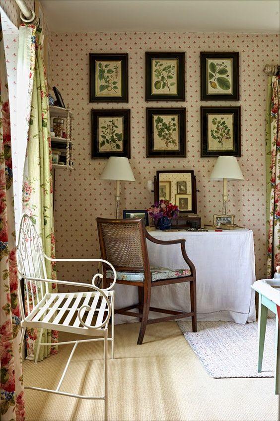 Decor Inspiration   English Country House