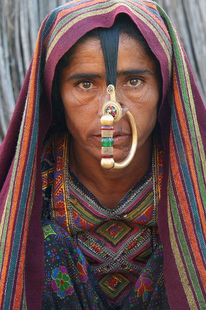 Jat Tribe, Kutch, Northern India