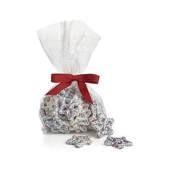 White Star Pretzel Bag