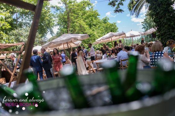 Días de mayo celebrando tu boda al aire libre en el huerto de bonet