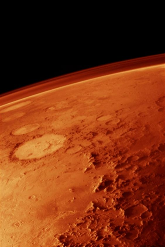 composition of planet mars - photo #34