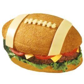 Team Size Burger