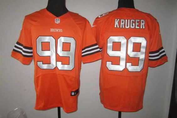 Cleveland Browns  99 Paul Kruger Orange Elite Jersey RePinned by    www.powercouplelife. 77d182c09
