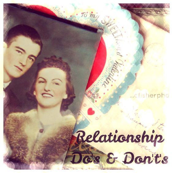 """Car go pee!"": Relationship Do's & Don'ts"
