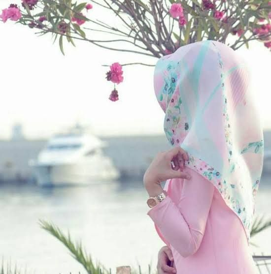Urdu Shayri Girl Hijab Stylish Hijab Hijab Hipster