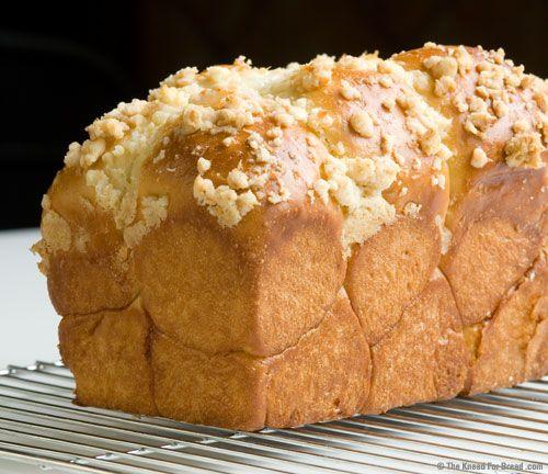 Coconut Bread!!