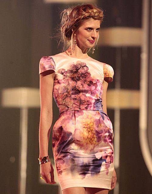 Looks like Luciana Scarabello is the upcoming designer now! #FashionStar