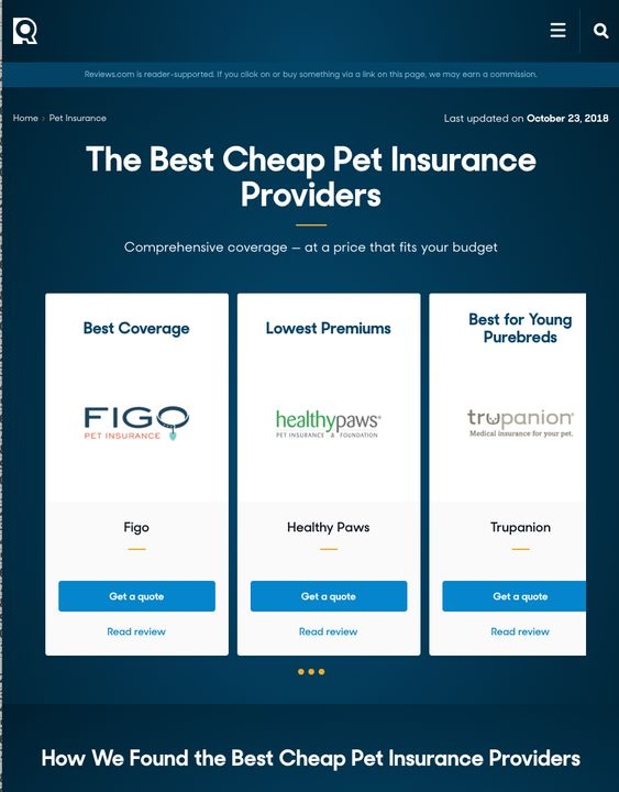 The Best Cheap Pet Insurance With Images Cheap Pet Insurance Pet Insurance Reviews Pet Insurance