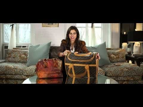 fake chloe - Real vs Fake: Louis Vuitton Bag - YouTube Watch the video to find ...