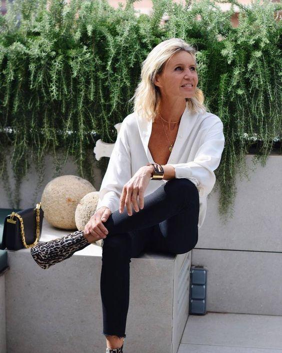 Camisa branca - como usar diferentes looks | bemvestir®