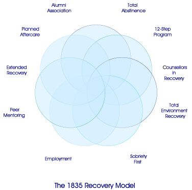 drug treatment recovery model