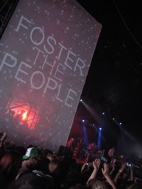 Foster The People makes me happy, the end.