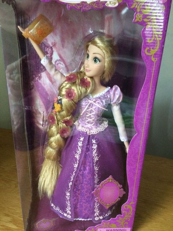 "Disney Store Deluxe Singing Rapunzel Doll Tangled 16"" BNIB with Light Up Lantern | eBay"