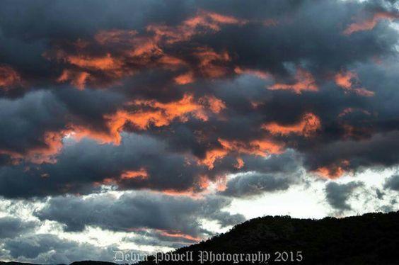 Colorado fall sky 9/2015