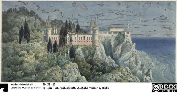 Schloss Orianda auf der Krim - Das Erbe Schinkels - Der Onlinekatalog - SM 35a.12