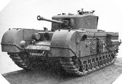Mark IV Churchill