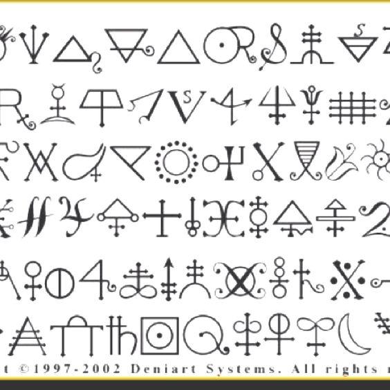 alchemy symbols the archetype the alchemy pinterest