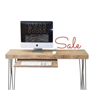 Decorating a small apartment or work space? At Urban Wood Goods we  specialize in green furniture for small apartment decor. Have a little nook  you