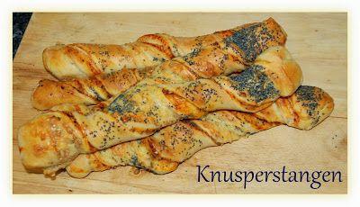 Knut's Baking and Crafting World: Knusperstangerl