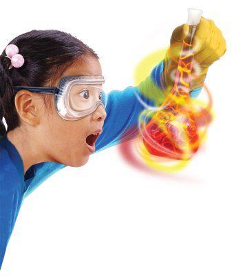 animation fête d'enfants Sciences en folie