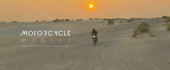 MOTORCYCLE MANTRA on Vimeo